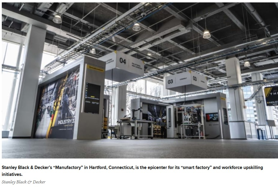 black and decker future factory